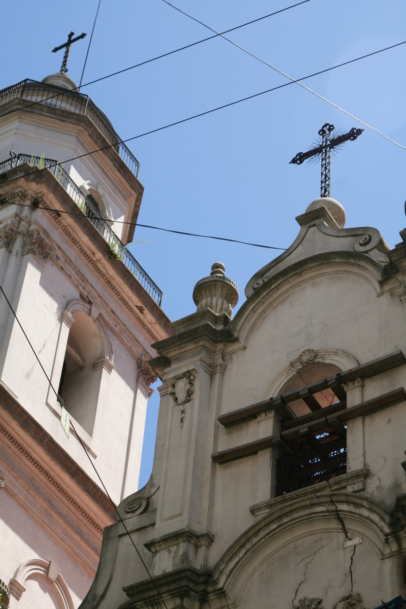 oldest church in buenos aires