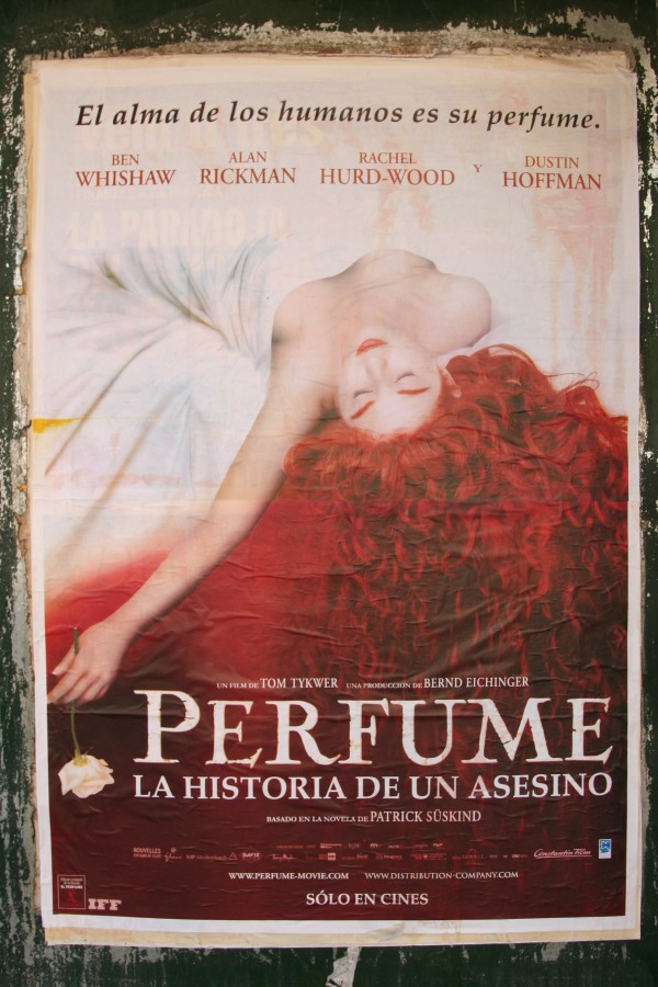 movie poster for perfume
