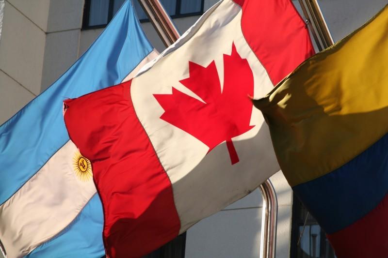 mutant canadian flag