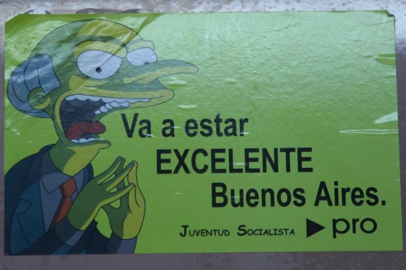election sticker