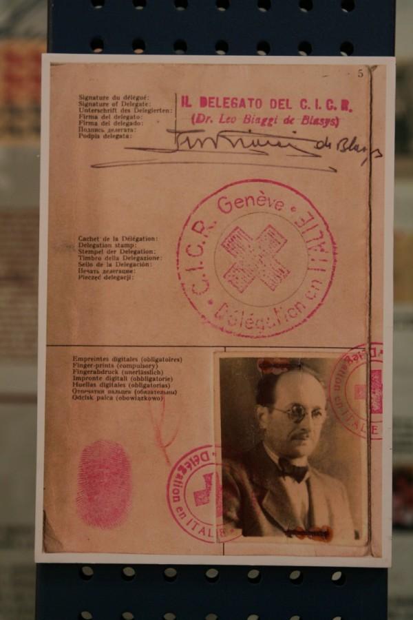 adolf eichmann's passport