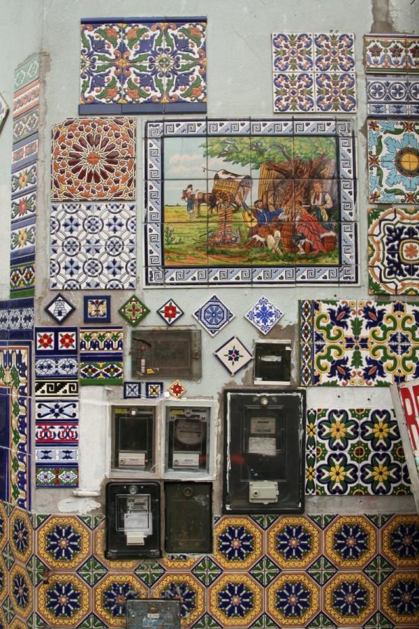 purveyor of tiles