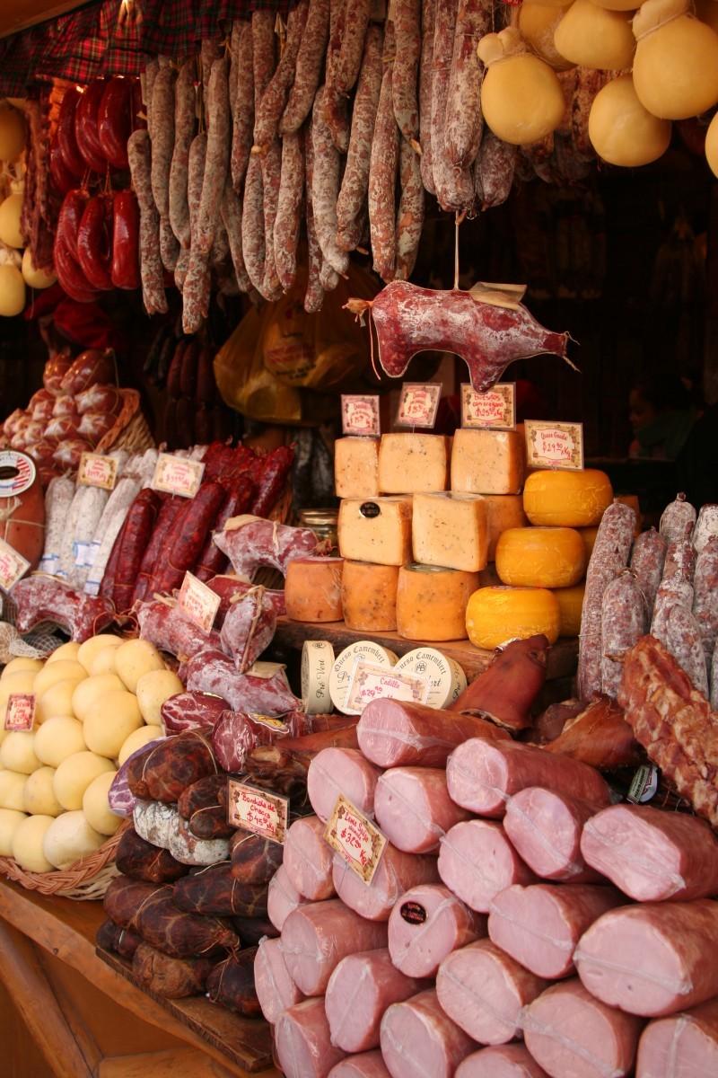 food at la rural
