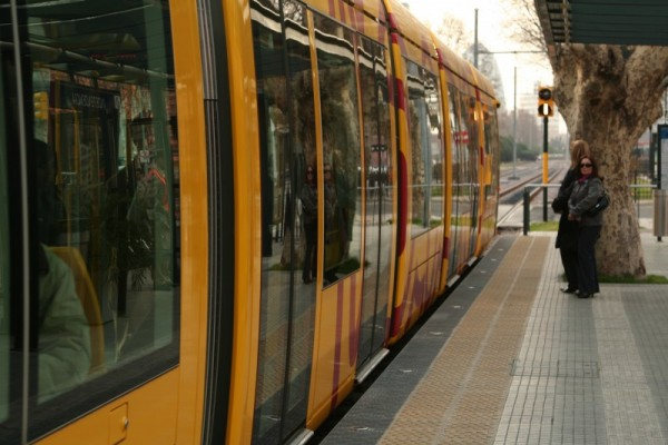 the new tram in town