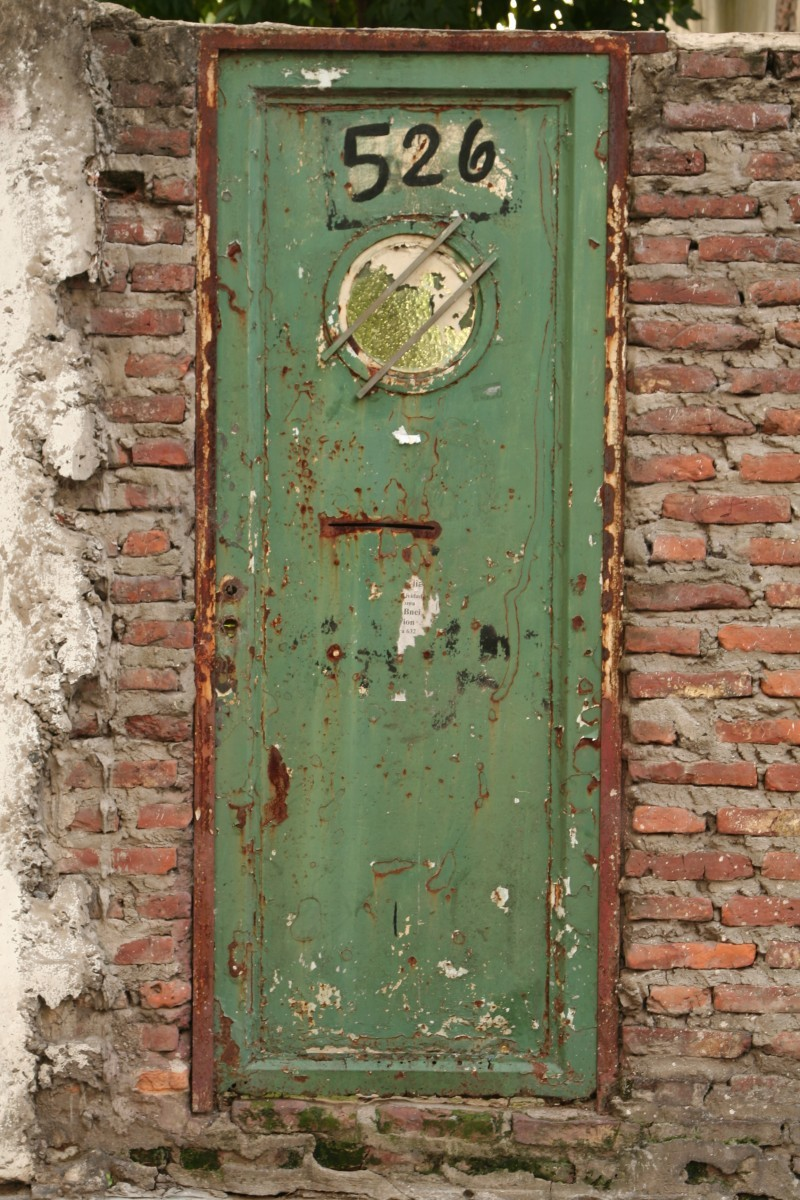 one of many unique doors & the unique doors of buenos aires - Cityscape u0026 Urban Photos - watch ...