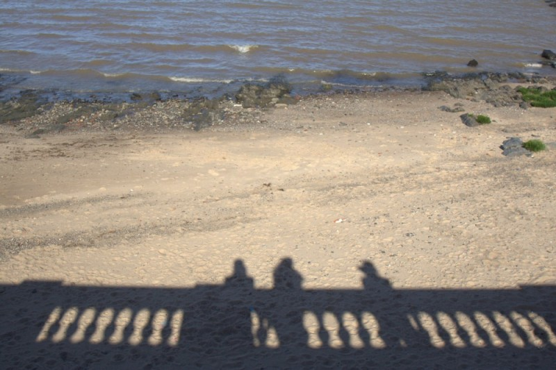 shadows in uruguay