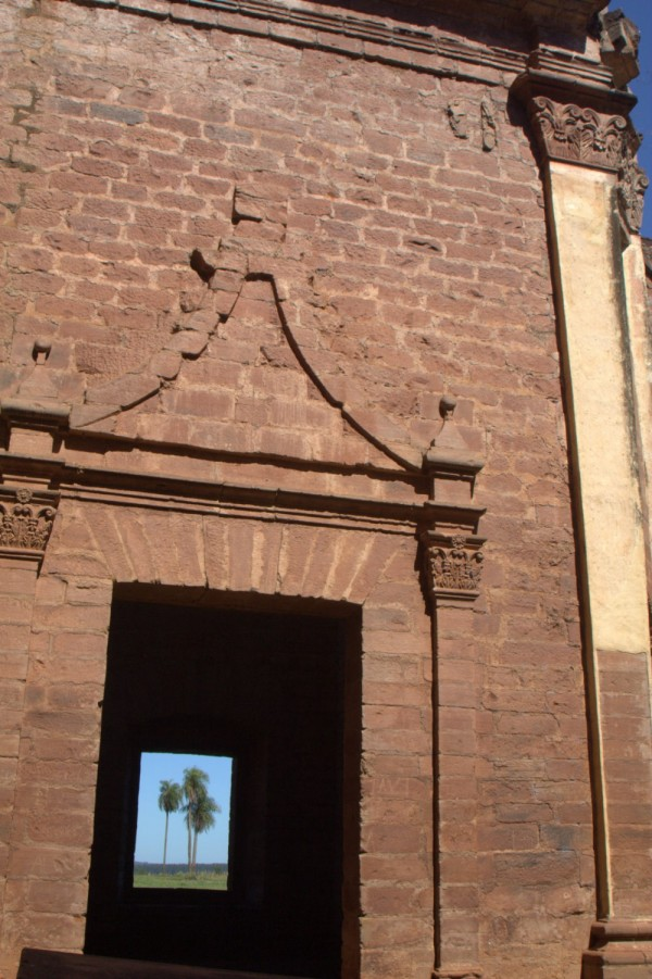 giant jesuit ruins