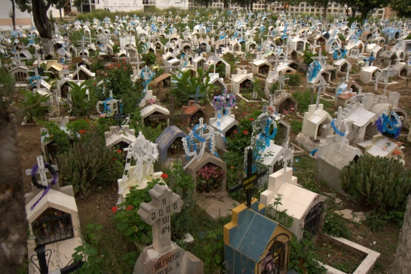 cemetery in sucre