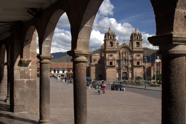 church of la compañia