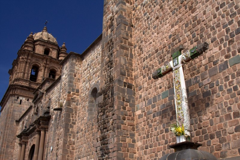 dominican church and qorikancha in cuzco