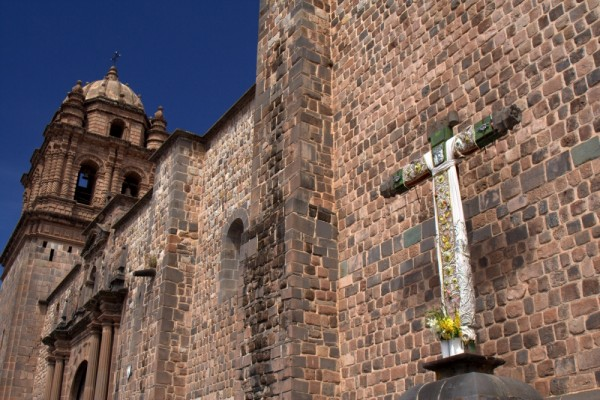 dominican church and qorikancha in cuzco