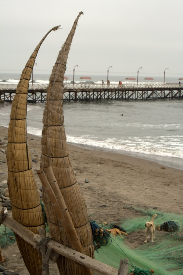 reed boats of huanchaco
