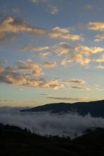 ecuadorian sunset