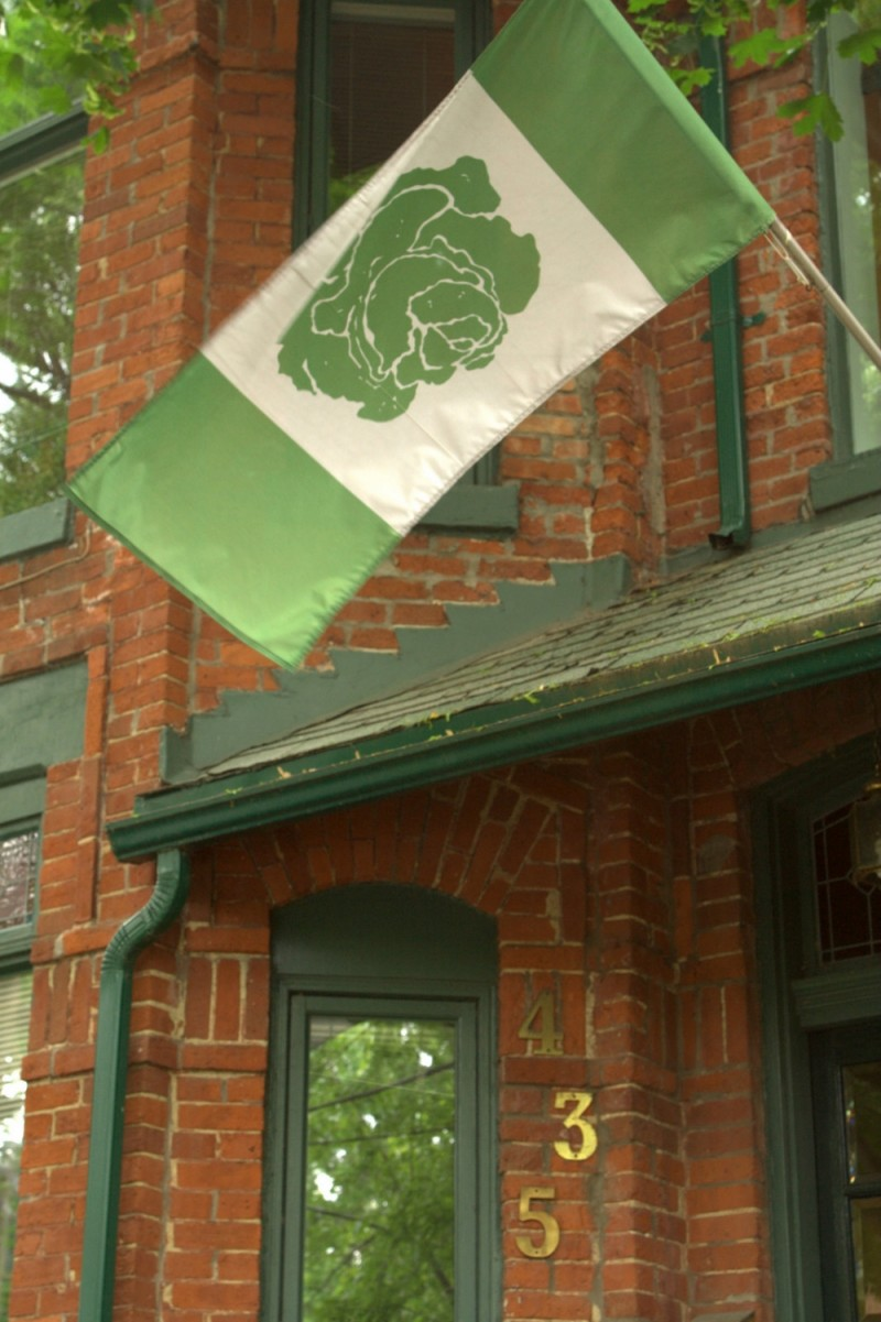 cabbagetown flag