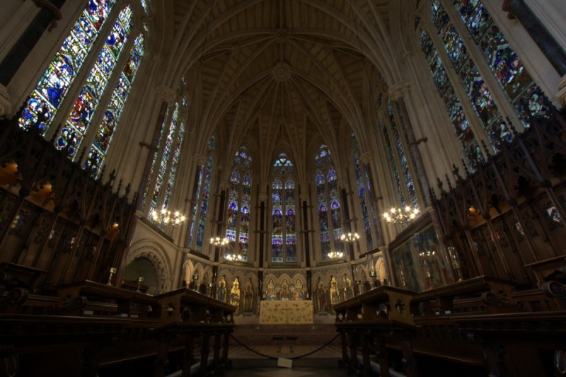 the oxford chapel