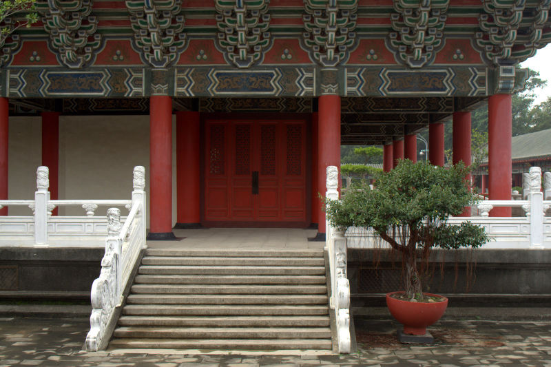 confucius temple in kaohsiung