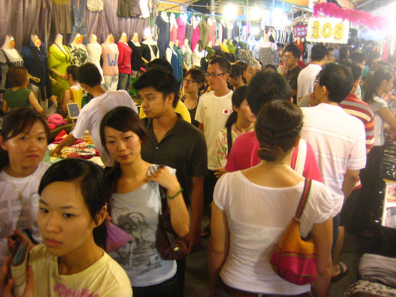yucheng night market
