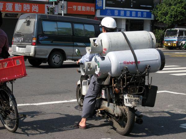 propane on the move