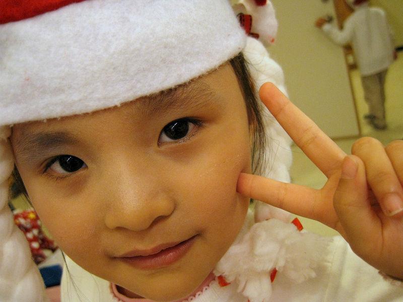 christmas student