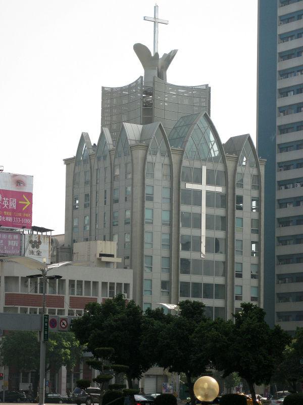 church in taiwan