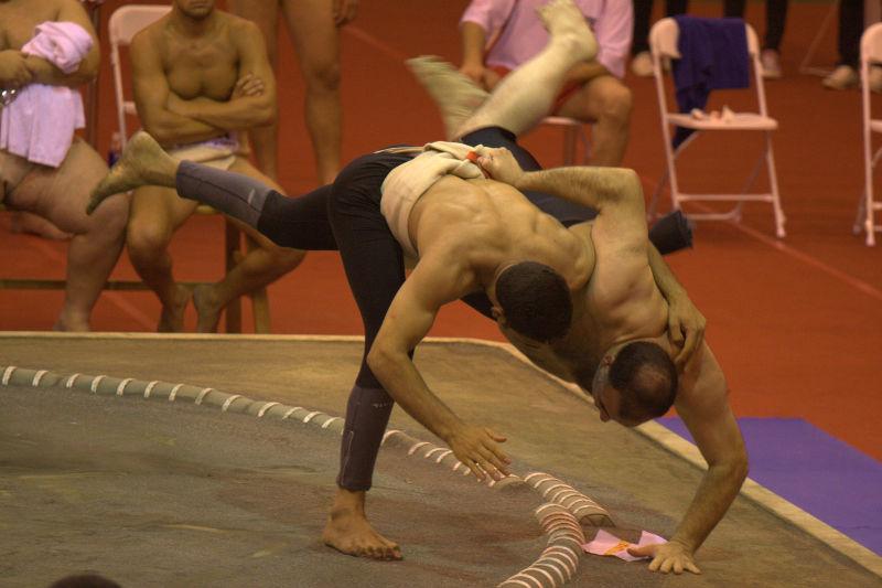 sumo wrestling worldgames taiwan kaohsiung
