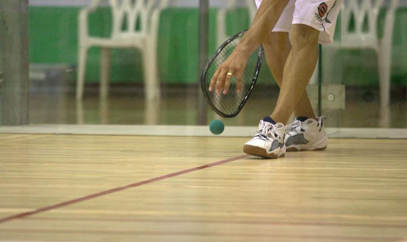 world games raquetball