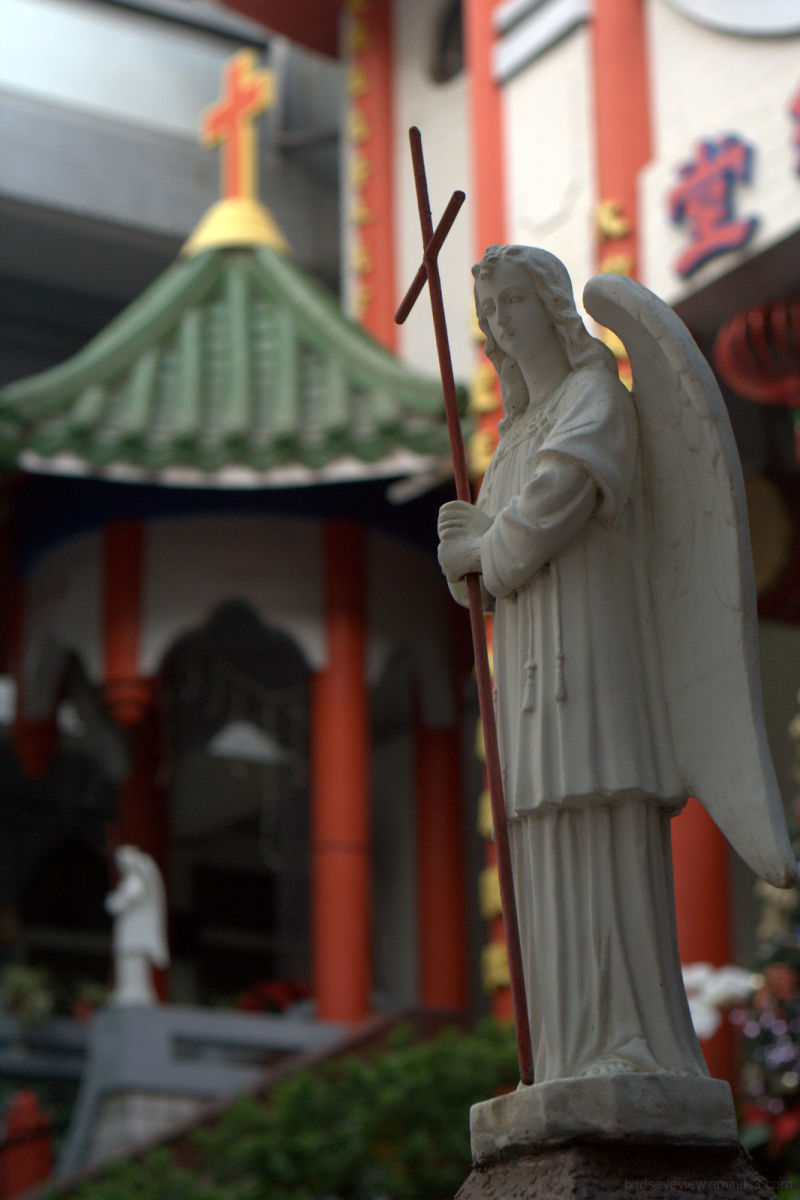 temple angel