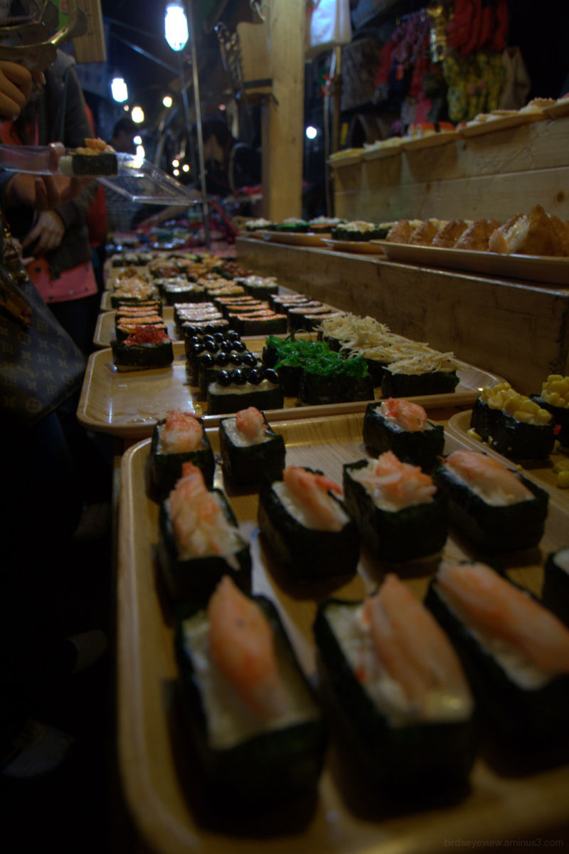 night market sushi