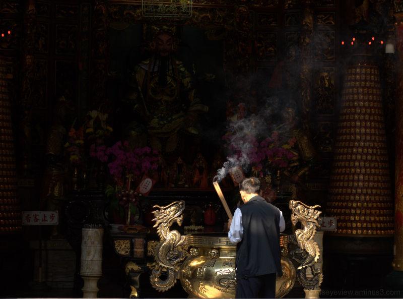 temple bai bai prayers