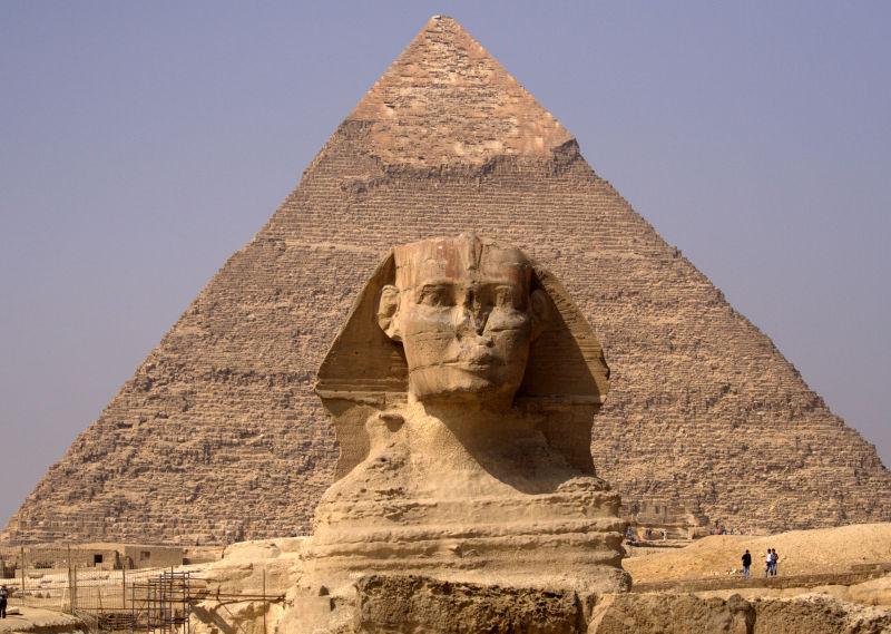the legendary sphinx