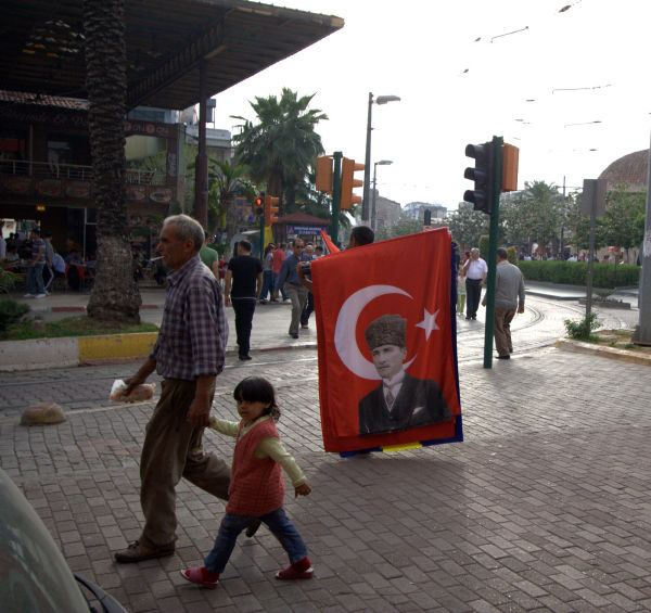 ataturk everywhere