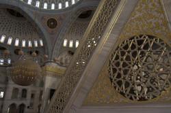 a very big mosque