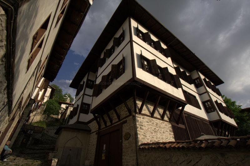 an ottoman house