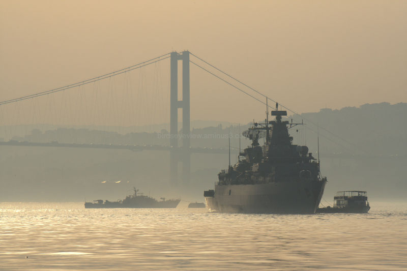 morning on the bosphorus