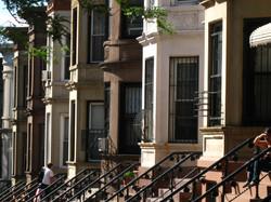 row housing in new york