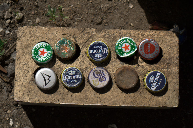 bottlecaps in brooklyn