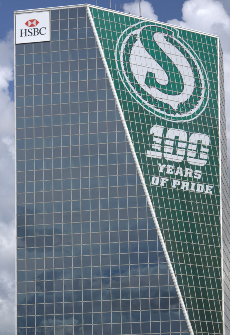 100 years of the roughriders