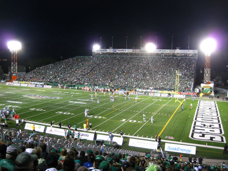 riders game