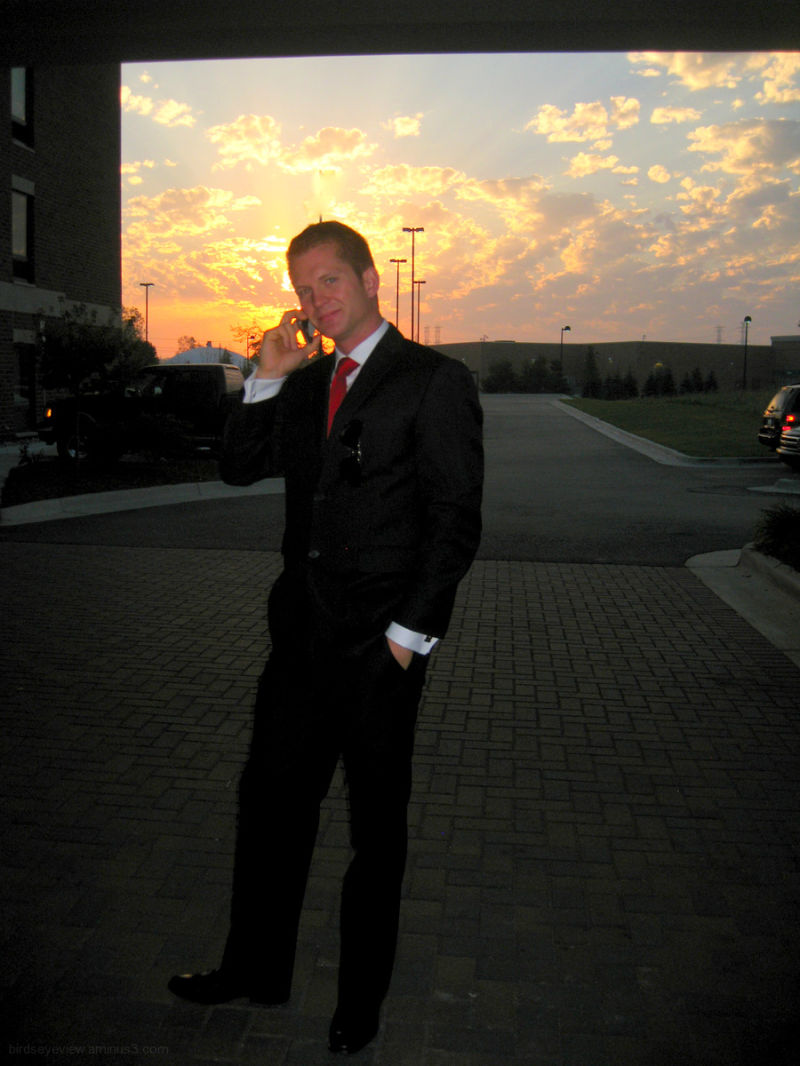 sunrise and the best man