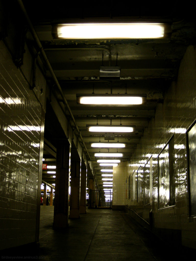 subway lights