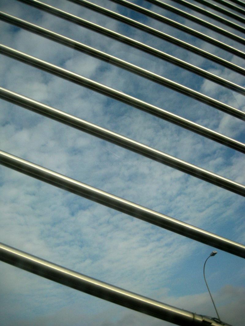 sliced sky