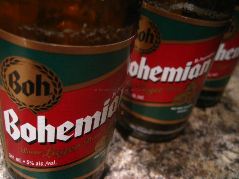 bohemian beer