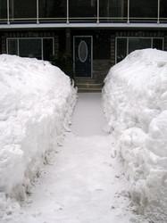 snowbanks in revelstoke
