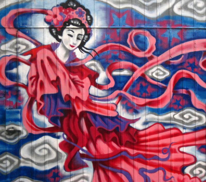 mount pleasant graffiti