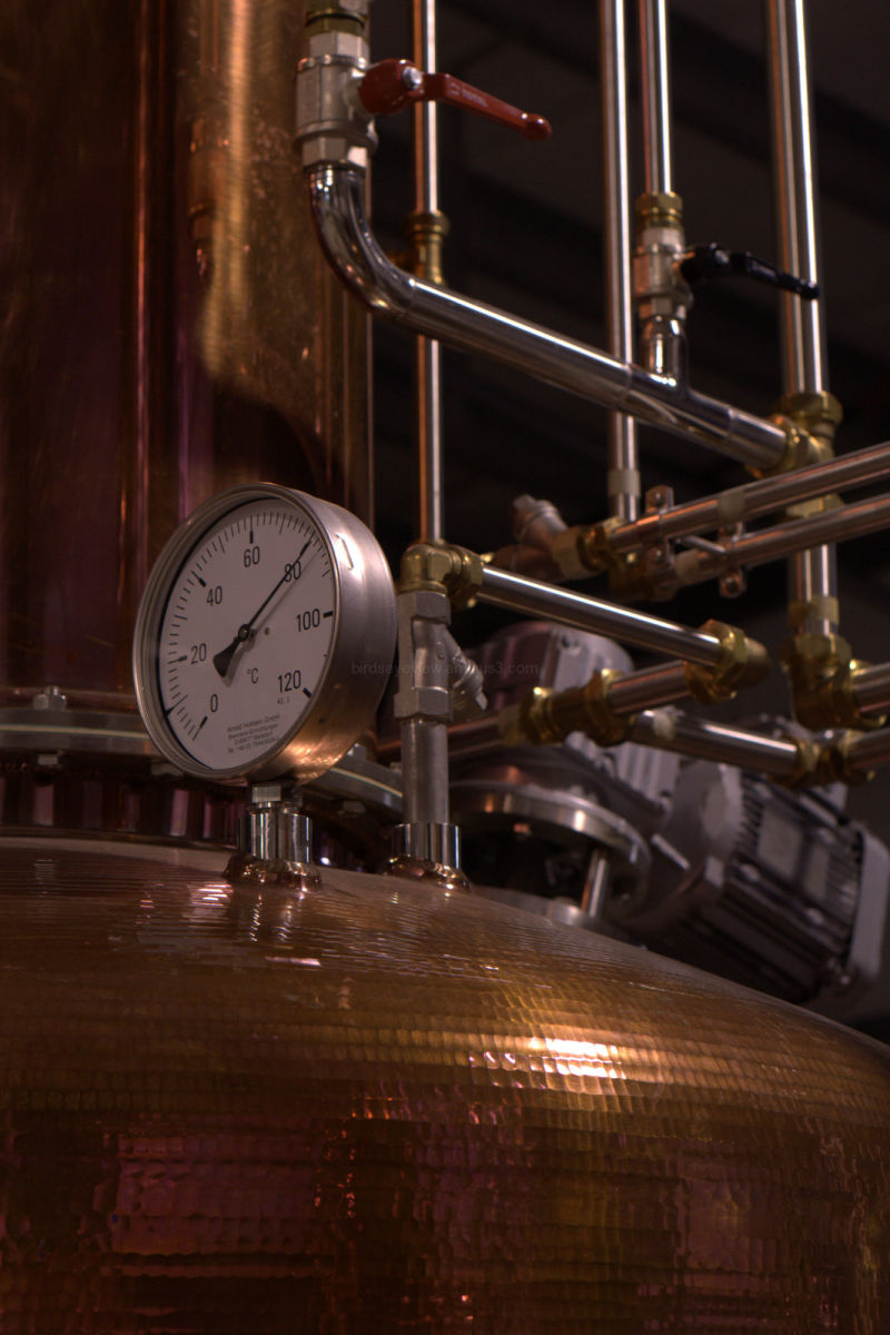 schram vodka still