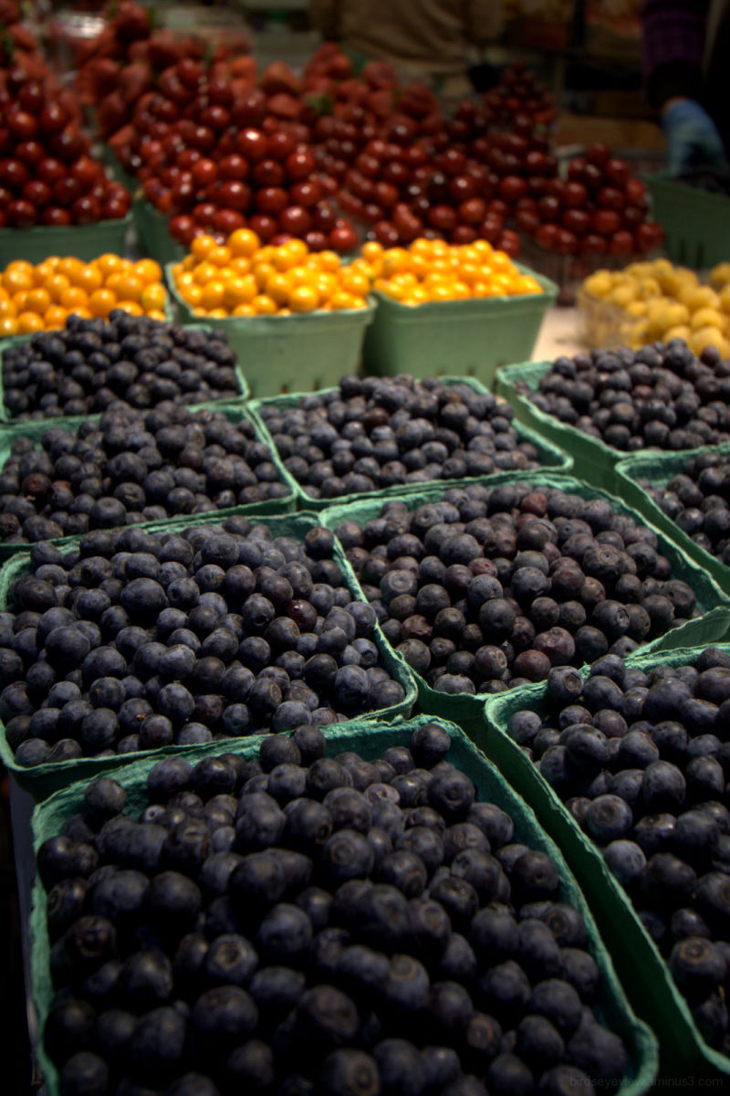granville island fruit