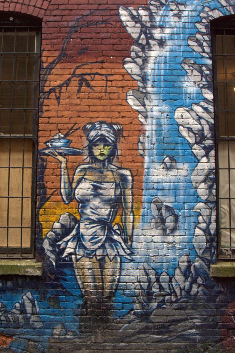 gastown graffiti