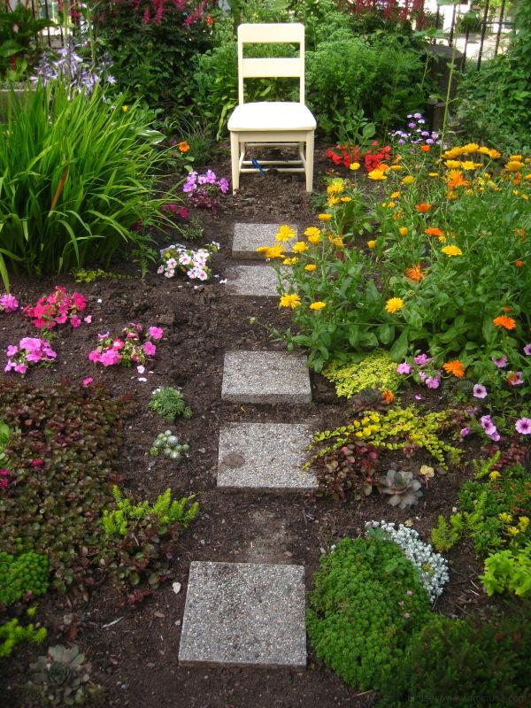 garden meditation chair