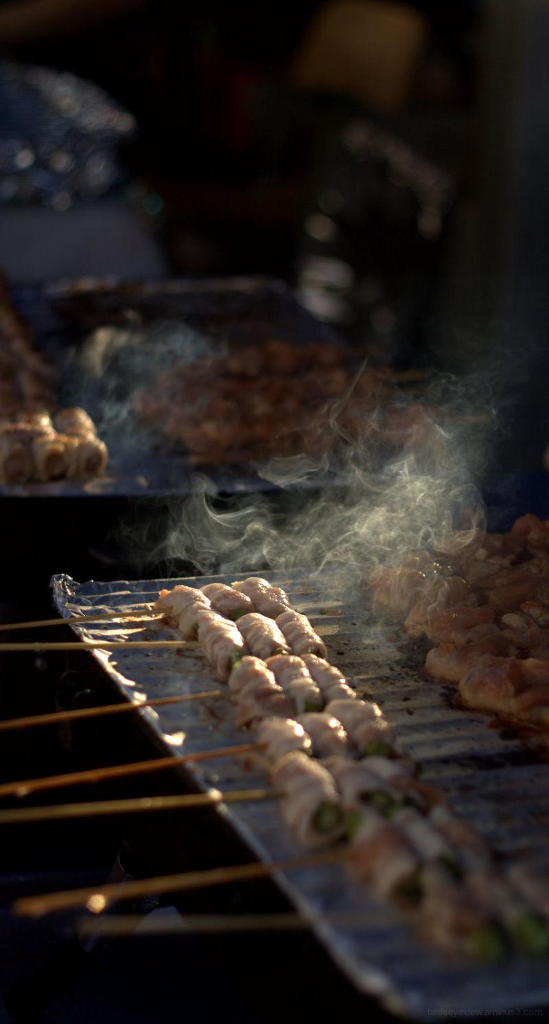 richmond night market food