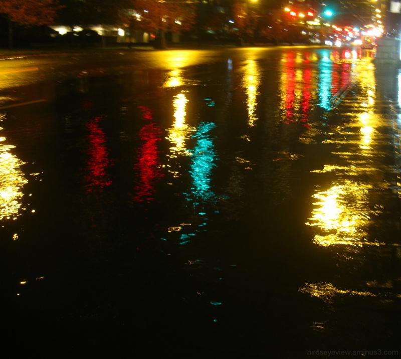 light splash